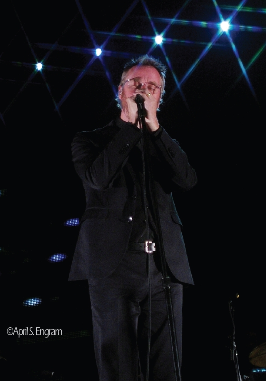 The National Brings Trouble toIthaca