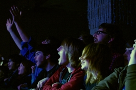Pixies' Audience