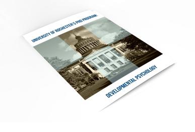 Program Informational Brochure - Cover